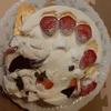 【池田のスイーツ】パティスリーハレのデコレーションケーキ(※持ち帰り方を失敗した)