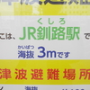 音更文化センターへの道程①(JR根室本線)