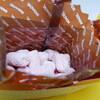 マシュマロチョコレートにストロベリー味が出ました。