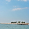 「バンアンプール ビーチ(Ban Amphur Beach)」~パタヤ ジョムテン南のサッタヒープの海岸、港街の光景!!