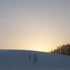 遠き山に陽はおちて・・・