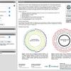 バクテリアゲノムを各featureとともに描画するwebツール CiVi