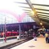 ついに北欧を出発。ICEに乗車して、コペンハーゲンからドイツ第二の都市ハンブルクへ向かいます!