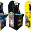 12月発売!Arcade1Up 3/4サイズ アーケード筐体 第一弾 3種類 数量限定で予約開始!!!