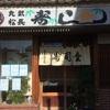 東中野駅周辺 銀座商店街  寿し金のランチ