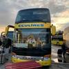 バスで行くサンクトペテルブルク
