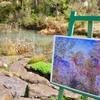 モネの庭・光の庭の池(仮称)(高知県北川)