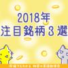 2018年に注目すべき仮想通貨3選、みんな大好きあの通貨も