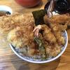 【シニアごはん】日本橋で江戸前天丼が絶品。