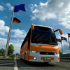 【ETS2】Runiran Volvo B9R I Shiftで各国のパトカー見学 その2