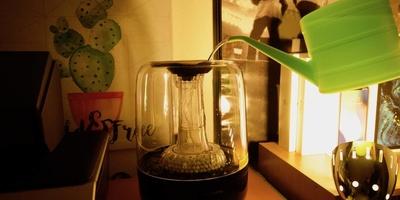 麦飯石で水質浄化・上から注水も可能。VICTSING ハイデザイン超音波加湿器レビュー