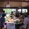 松野農園でフラワーアレンジメントに挑戦しました!
