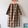すてきにハンドメイド12月号「大人かわいいワンピース」を作りますよ。縫製後編。