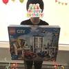 7歳の誕生日プレゼントは。