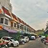「サウスパタヤ地区」~タイ南国特有のカラフルな建物の街並をゆっくりと散策!!