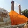 【バンコク旅行記*2】アユタヤ遺跡+ダムヌンサドアク水上マーケットのツアーに参加してきた