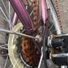 自転車のサビと身体のサビは連動している?!と思った話