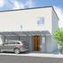 【家を建てよう】外壁は親水コートのミルキーホワイトカラー