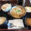 喝(カツ)注入!カツ煮定食~とんかつとん八 山形成沢店(山形県山形市)
