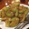 256. 茄子と挽肉の煮込み@華春楼(浅草):リーズナブルな本格中華!浅草ならバーミヤンよりココ!
