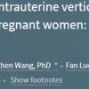 新型肺炎(コロナウィルス由来)は母子感染するのか?