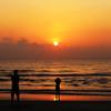 ダナンミーケビーチ|日の出は必見