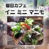 【井仁の棚田】癒しの棚田カフェで地元で獲れたお米と野菜ランチ【イニ ミニ マニモ】