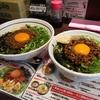 はなびは見るより食べるもの @台湾まぜそば はなび 一宮篭屋店