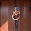 【Web内覧会】わが家の正月飾りとインテリアシェルフ&玄関ニッチ