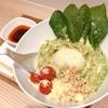 【銀座】1年ぶり二度目の「汁なし担担麺ピリリ」でクリスマス限定メニュー