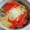 ホタテも海老も無いけど中華三昧 『北京風塩拉麺』