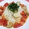 ワンランク上の素麺レシピ!素麺で作る簡単カッペリーニ