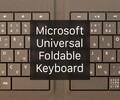 iPad用のキーボードにMicrosoft Universal Foldable Keyboardを購入! ほぼフルサイズのJIS配列で「かな」「英数」キーが存在する完璧なキーボード!