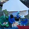 平成最後のキャンプは伊豆モビリティパーク