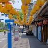 台南   神農街を散策です