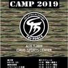 トライフォースキャンプ2019。