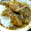 【今日の食卓】カレーに餃子を入れて餃子カレー~スベアリブ用豚肉の方がもっと美味