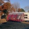 12月の出会いの森オートキャンプ場は寒かったけどオーニングポーチが良い仕事をしてくれました