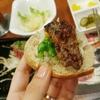 自分で焼きながら食べるハンバーグ屋さん【福岡ハンバーグ】