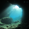 ダイビングで遭遇した危険な体験(2)穴に吸い込まれる