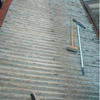 屋根塗装3(小波スレート塗り替え)
