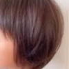 子供が髪の毛を切った