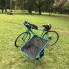 自転車と気持ちのいい秋の日