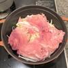 一人暮らしのSTAUB-野菜たっぷり蒸し豚しゃぶ・焦げ落とし-