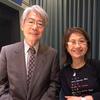 7月2日 TBSラジオ『嶌信彦 人生百景「志の人たち」』 ゲストに綾戸智恵様(ジャズシンガー)をお迎え