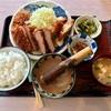 🚩外食日記(665)    宮崎ランチ   「とんかつ囲炉裏」⑦より、【日替定食】【白身魚フライ(単品)】‼️