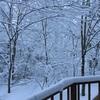 一晩でパーになる雪かき
