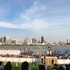 大阪人なら誰でも1度は行く『なにわ淀川花火大会』!何時に行けばいい?パノラマレフトスタンドで快適にすごそう!