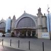 古城巡りの拠点になったトゥール駅はこんなとこ。