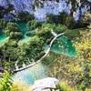 【クロアチア②】ザグレブからバスで行く!プリトゥヴィツェ湖畔国立公園への行き方と映えスポット